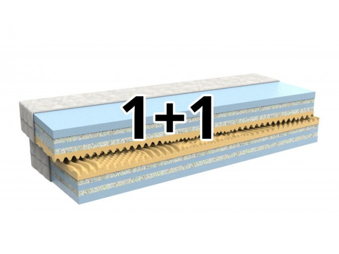 Matrace 1+1 VALERY